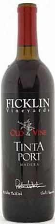 Ficklin Vintage Port